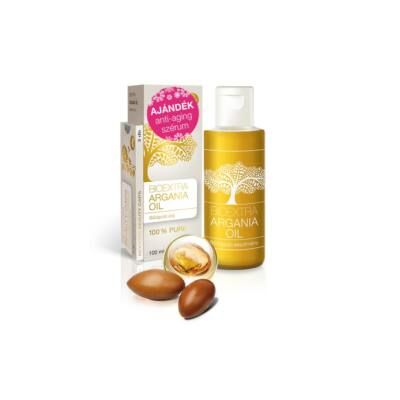BIOEXTRA Argania oil 100 ml + Beauty Caps 2 db