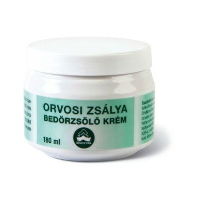 BIOEXTRA Orvosi zsálya bedörzsölő krém 180 ml