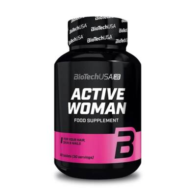 BIOTECH Active Woman tabletta 60 db