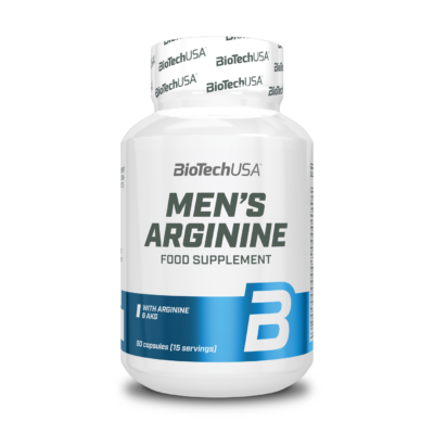 BIOTECH Men`s Arginine tabletta 90 db