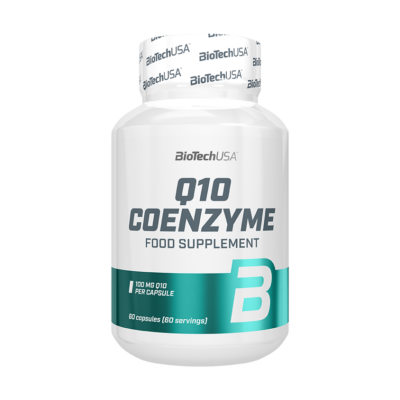 BIOTECH Q10 Coenzyme kapszula 60 db
