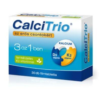 CalciTrio 3 az 1-ben kapszula 30 db