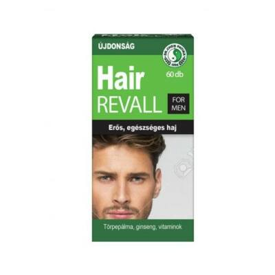 Dr. CHEN Hair Revall Kapszula Férfiaknak 60 db