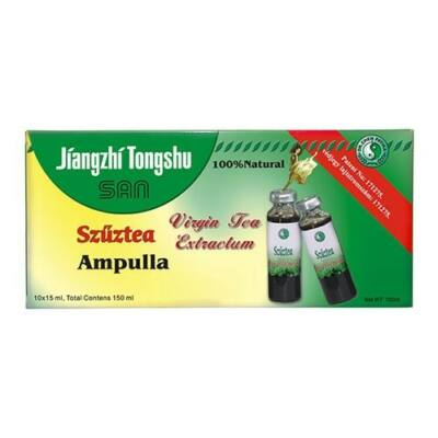 Dr. CHEN Szűztea ampulla 10x15 ml