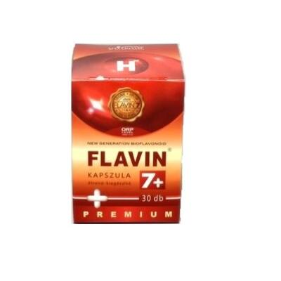 FLAVIN 7+ Prémium kapszula 30 db
