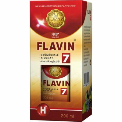 FLAVIN 7H gyümölcslé kivonat 200 ml
