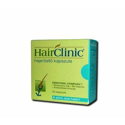 Hair Clinic Hajszépség kapszula 30 db