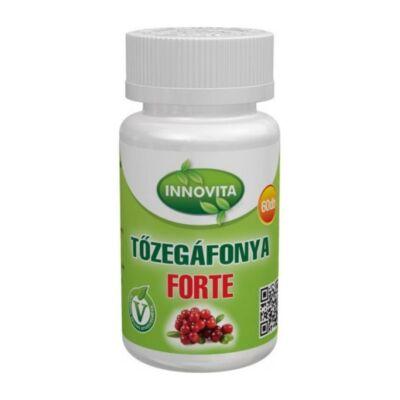 INNOVITA Tőzegáfonya tabletta Forte tabletta 60 db