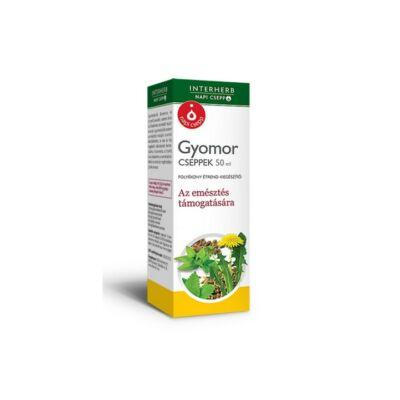 INTERHERB Gyomor cseppek 50 ml
