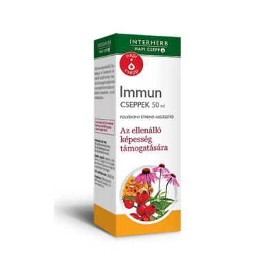 INTERHERB Immun cseppek 50 ml