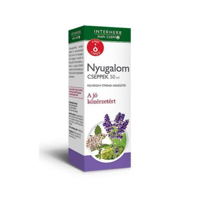 INTERHERB Nyugalom cseppek 50 ml