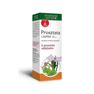 INTERHERB Prosztata cseppek 50 ml
