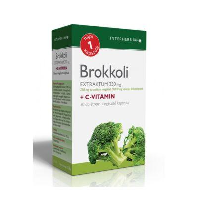 INTERHERB Brokkoli extraktum kapszula 30 db