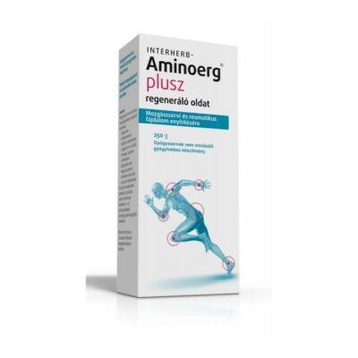 INTERHERB Aminoerg Plusz regeneráló oldat 250 ml