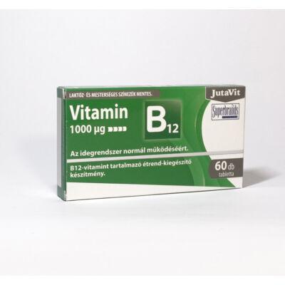 JUTAVIT B12-Vitamin tabletta  60 db