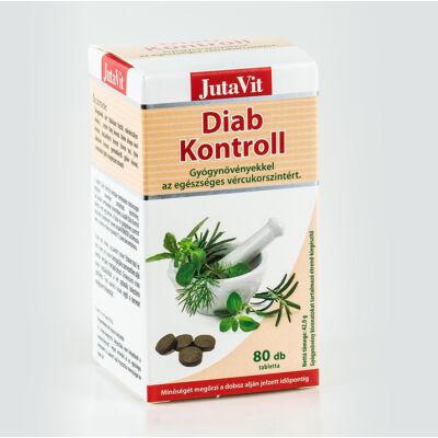 JUTAVIT Diab Kontroll tabletta 80 db