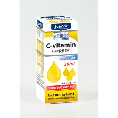 JUTAVIT C-Vitamin cseppek 30 ml