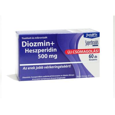 JUTAVIT Diozmin+Heszperidin tabletta 60 db