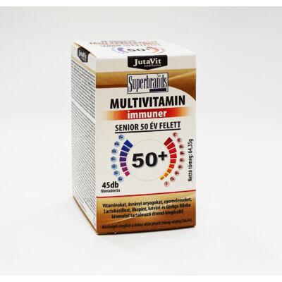 JUTAVIT Multivitamin Senior 50+ - 45 db