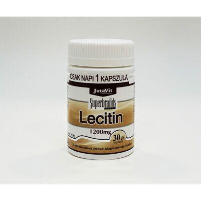 JUTAVIT Lecitin kapszula 1200 mg - 40 db