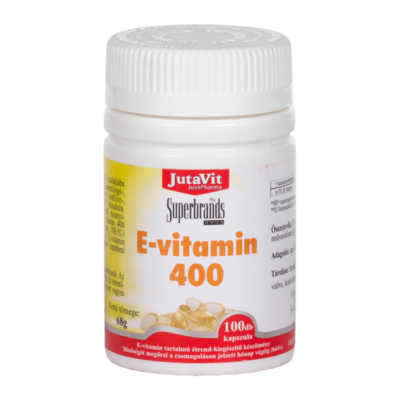 JUTAVIT E-Vitamin 400 - 100 db