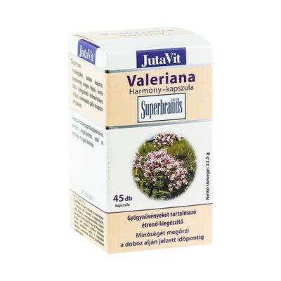 JUTAVIT Valeriana Harmony kapszula 45 db