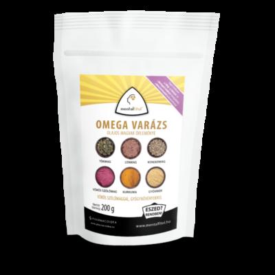 MENTALFITOL Omega Varázs olajos magvak őrleménye 200 g