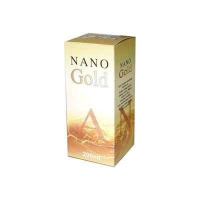 NANO GOLD Arany kolloid 200 ml