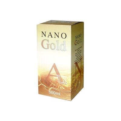 NANO GOLD Arany kolloid 500 ml