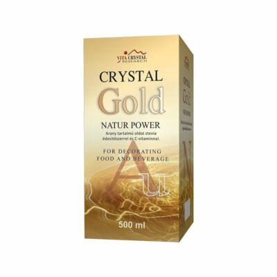 CRYSTAL GOLD Arany kolloid 500 ml