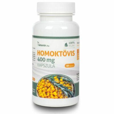 NETAMIN Homoktövis 400 mg kapszula 60 db