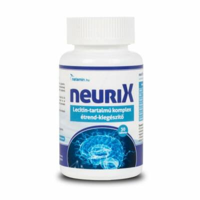NETAMIN Neurix Agyvitamin kapszula 30 db