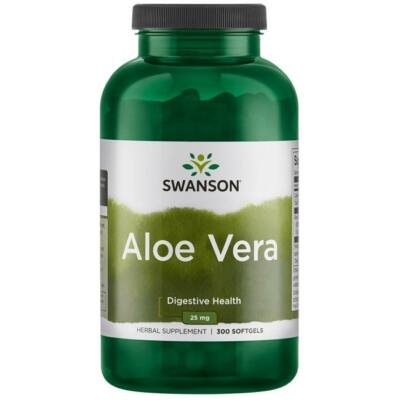 SWANSON Aloe Vera kapszula 100 db