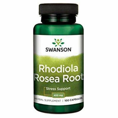 SWANSON Aranygyökér Rhodiola Rosea kapszula 100 db