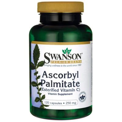 SWANSON Ascorbyl Palmitate antioxidáns kapszula 120 db