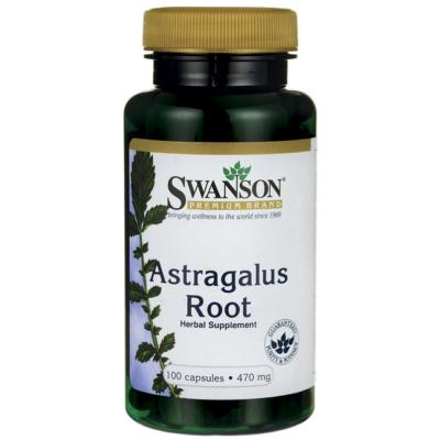 SWANSON Astragalus Root kapszula 100 db