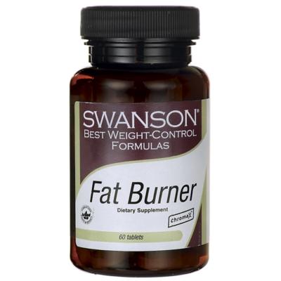 SWANSON Fat Burner tabletta 60 db