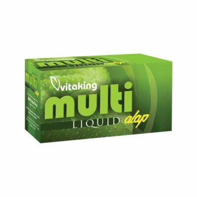 VITAKING Multi Liquid Alap gélkapszula 30 db