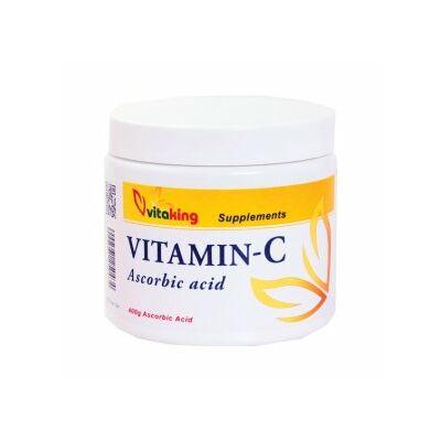 VITAKING C-Vitamin Aszkorbinsav por 400 gr