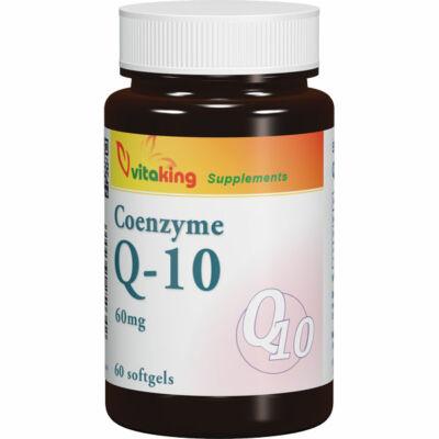 VITAKING Q-10 Koenzim Kapszula 60 mg - 60 db