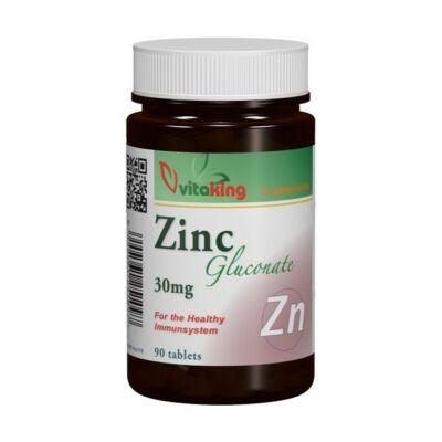 VITAKING Cink-Glükonát Tabletta 90 db