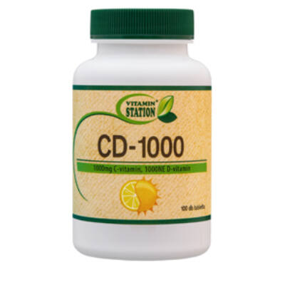 Vitamin Station CD-1000 Vitamin 100 db