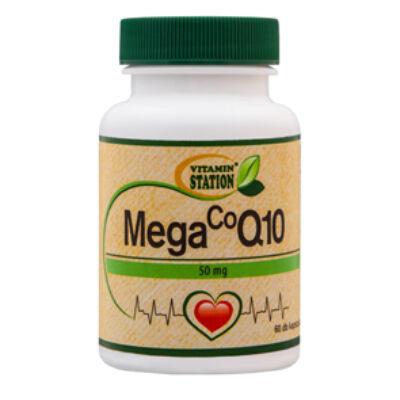Vitamin Station Mega CO Q10 kapszula 60 db
