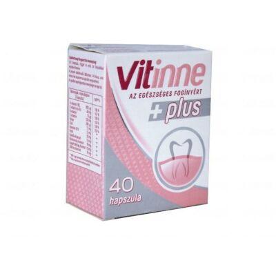 VITINNE Plus Íny egészség kapszula 40 db