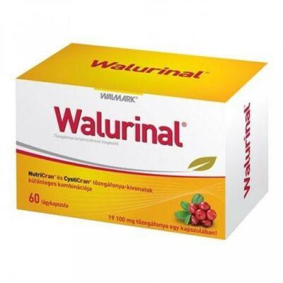 Idelyn Walurinal tőzegáfonya kapszula 60 db