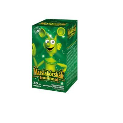 WALMARK Marslakócskák Multivitamin Erdei gyümölcs ízű 30 db