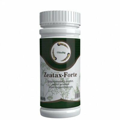 ZEATAX Forte Fogyókúrás gyógynövény kapszula 90 db