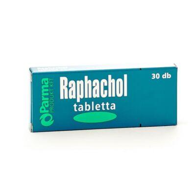 RAPHACHOL Fekete retek tabletta 30 db