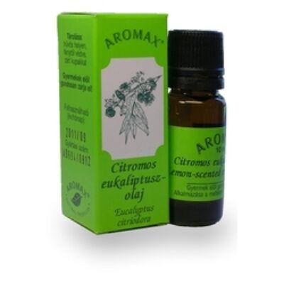 AROMAX Citromos eukaliptusz illóolaj 10 ml