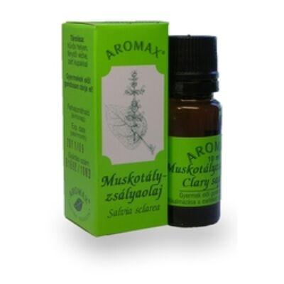 AROMAX Muskotályzsálya illóolaj 10 ml